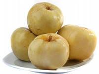 яблоко моченое